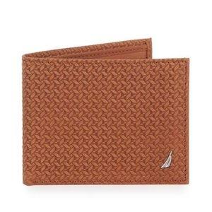 Nautica Leather wallet!